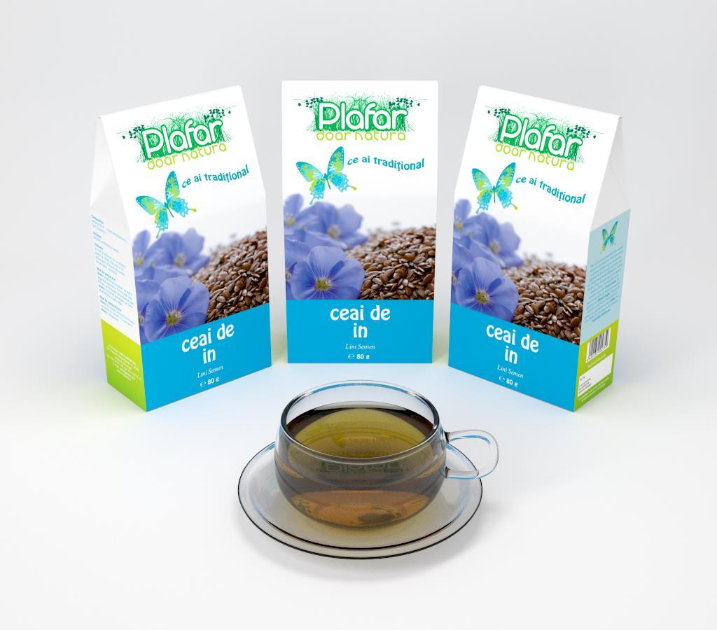 Ceai ginseng 15dz - TIANRAN